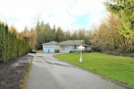 R2449269 - 7455 253 STREET, County Line Glen Valley, Langley, BC - House with Acreage