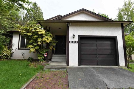 R2449284 - 14836 17 AVENUE, Sunnyside Park Surrey, Surrey, BC - House/Single Family