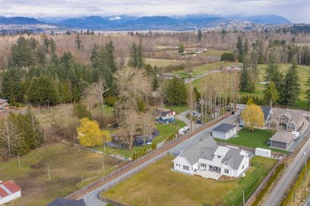 R2449437 - 7019 264 STREET, County Line Glen Valley, Langley, BC - House with Acreage