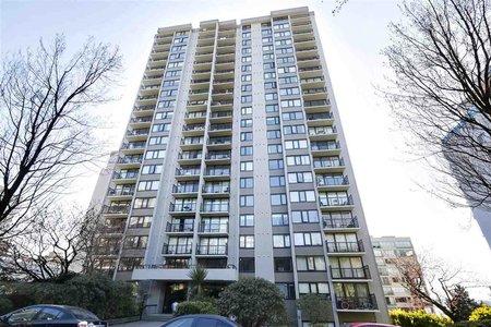 R2449894 - 1601 1330 HARWOOD STREET, West End VW, Vancouver, BC - Apartment Unit