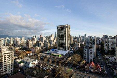 R2449903 - 2101 1850 COMOX STREET, West End VW, Vancouver, BC - Apartment Unit