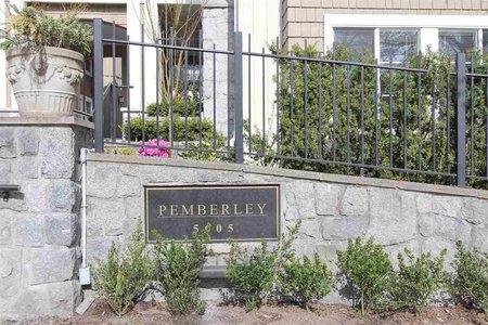 R2450116 - 312 5605 HAMPTON PLACE, University VW, Vancouver, BC - Apartment Unit