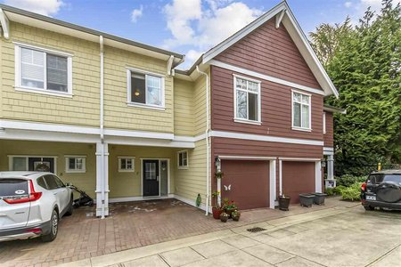 R2451285 - 7 4910 CENTRAL AVENUE, Hawthorne, Delta, BC - Townhouse