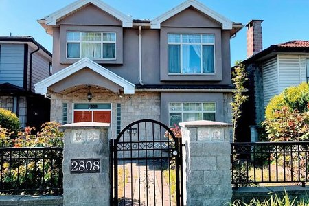 R2451790 - 2808 E BROADWAY, Renfrew Heights, Vancouver, BC - House/Single Family