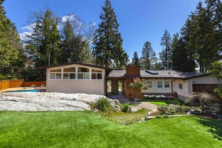R2451802 - 3450 ROCKVIEW PLACE, Westmount WV, West Vancouver, BC - House/Single Family