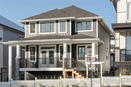 R2451883 - 7145 206 STREET, Willoughby Heights, Langley, BC - House/Single Family