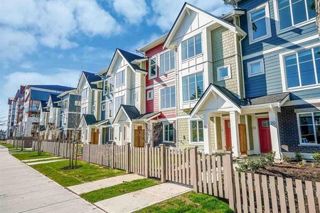 R2451956 - 12 11528 84A AVENUE, Annieville, Surrey, BC - Townhouse