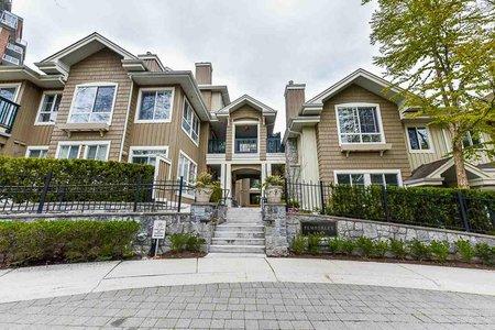 R2452210 - 209 5605 HAMPTON PLACE, University VW, Vancouver, BC - Apartment Unit
