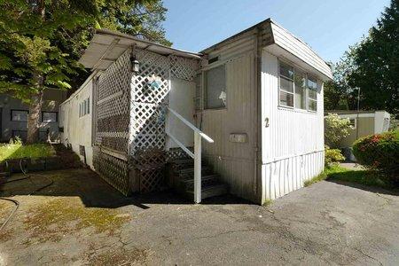 R2452416 - 2 6571 KING GEORGE BOULEVARD, West Newton, Surrey, BC - Manufactured