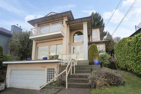 R2452443 - 2243 LAWSON AVENUE, Dundarave, West Vancouver, BC - House/Single Family