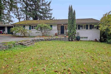 R2452815 - 3870 WESTRIDGE AVENUE, Bayridge, West Vancouver, BC - House/Single Family