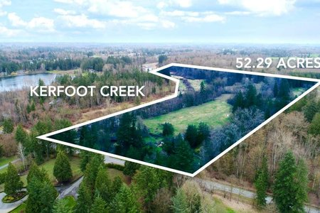 R2453087 - 430 232 STREET, Campbell Valley, Langley, BC - House with Acreage