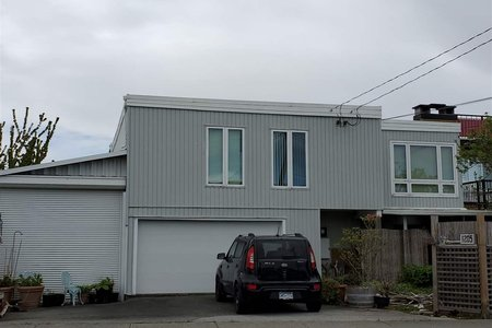 R2453151 - 1205 BEACH GROVE ROAD, Beach Grove, Delta, BC - 1/2 Duplex