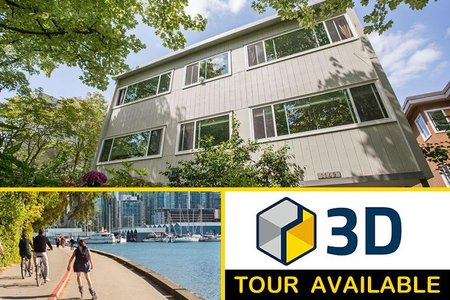 R2453315 - 339 1149 W 11TH AVENUE, Fairview VW, Vancouver, BC - Apartment Unit