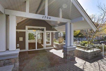 R2453769 - 109 1706 56 STREET, Beach Grove, Delta, BC - Apartment Unit