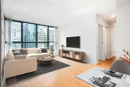 R2454060 - 1805 1238 MELVILLE STREET, Coal Harbour, Vancouver, BC - Apartment Unit