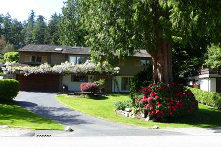 R2454352 - 4675 CAULFEILD DRIVE, Caulfeild, West Vancouver, BC - House/Single Family