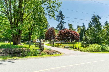R2454900 - 6320 LEFEUVRE ROAD, Bradner, Abbotsford, BC - House with Acreage