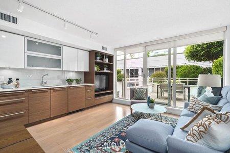 R2456303 - 214 1635 W 3RD AVENUE, False Creek, Vancouver, BC - Apartment Unit