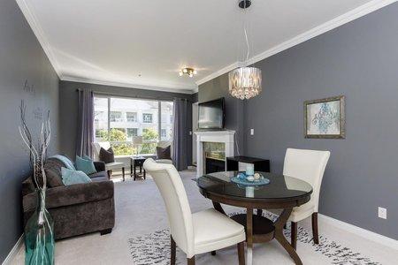 R2457038 - 331 5735 HAMPTON PLACE, University VW, Vancouver, BC - Apartment Unit