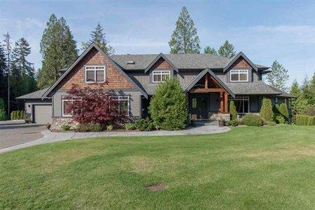 R2457339 - 12535 264 STREET, Websters Corners, Maple Ridge, BC - House/Single Family