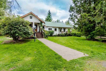 R2457531 - 3555 264 STREET, Otter District, Langley, BC - House with Acreage