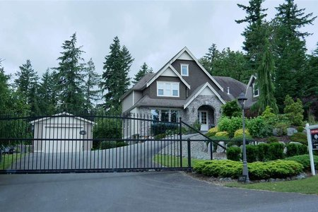 R2457659 - 1037 252 STREET, Otter District, Langley, BC - House with Acreage