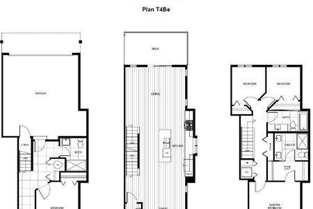 R2458438 - 54 9718 161A STREET, Fleetwood Tynehead, Surrey, BC - Townhouse