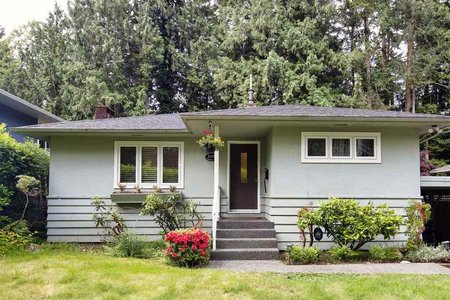R2458613 - 2112 MACKAY AVENUE, Pemberton Heights, North Vancouver, BC - House/Single Family