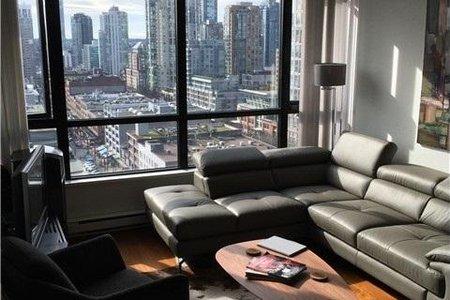 R2458773 - 1809 977 MAINLAND STREET, Yaletown, Vancouver, BC - Apartment Unit