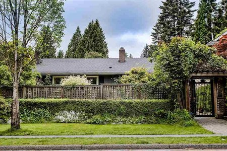 R2458780 - 1164 W 22ND STREET, Pemberton Heights, North Vancouver, BC - House/Single Family