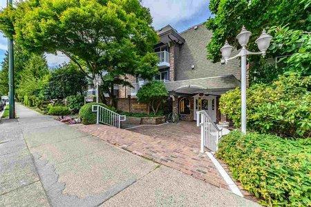 R2459050 - 318 3875 W 4TH AVENUE, Point Grey, Vancouver, BC - Apartment Unit