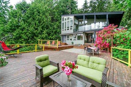 R2459174 - 4783 ESTEVAN PLACE, Caulfeild, West Vancouver, BC - House/Single Family