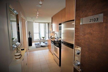 R2459570 - 2103 1010 RICHARDS STREET, Yaletown, Vancouver, BC - Apartment Unit