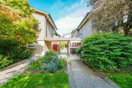 R2460105 - 3086 ALBERTA STREET, Mount Pleasant VW, Vancouver, BC - Townhouse