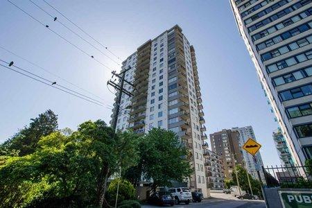 R2460577 - 208 1251 CARDERO STREET, West End VW, Vancouver, BC - Apartment Unit