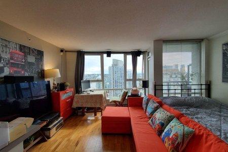R2460797 - 3101 928 BEATTY STREET, Yaletown, Vancouver, BC - Apartment Unit