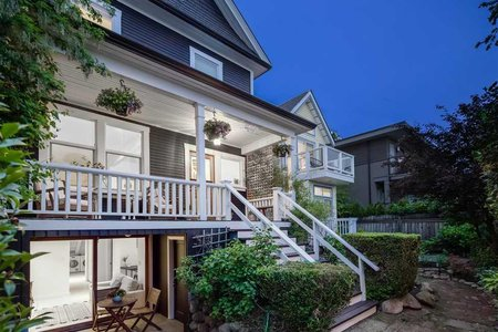 R2460900 - 442 E 2ND STREET, Lower Lonsdale, North Vancouver, BC - House/Single Family
