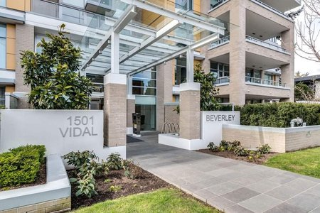 R2460974 - 205 1501 VIDAL STREET, White Rock, White Rock, BC - Apartment Unit