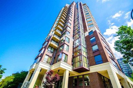 R2461119 - 1507 1003 PACIFIC STREET, West End VW, Vancouver, BC - Apartment Unit