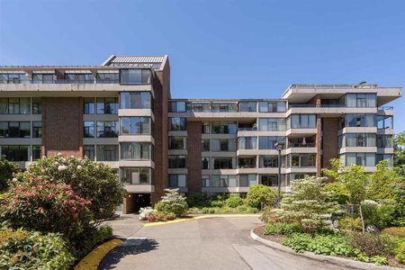 R2461773 - 606 4101 YEW STREET, Quilchena, Vancouver, BC - Apartment Unit