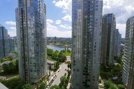 R2461862 - 1903 501 PACIFIC STREET, Downtown VW, Vancouver, BC - Apartment Unit