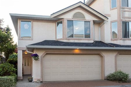 R2461932 - 8 11952 64 AVENUE, Sunshine Hills Woods, Delta, BC - Townhouse