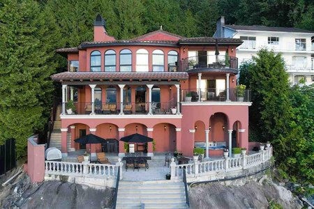 R2462053 - 3 STRACHAN POINT ROAD, Howe Sound, West Vancouver, BC - House/Single Family