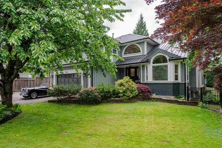 R2462938 - 8902 WRIGHT STREET, Fort Langley, Langley, BC - House/Single Family