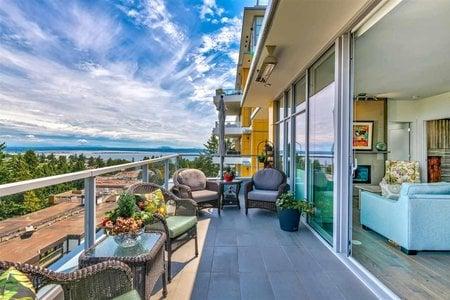 R2462964 - 908 1501 VIDAL STREET, White Rock, White Rock, BC - Apartment Unit