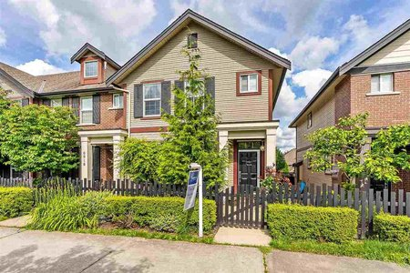 R2463127 - 6916 208 STREET, Willoughby Heights, Langley, BC - Row House (Non-Strata)
