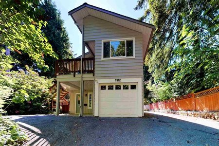 R2463207 - 1312 SUNNYSIDE DRIVE, Capilano NV, North Vancouver, BC - House/Single Family