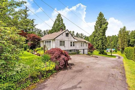R2463255 - 12085 WEBSTER STREET, Websters Corners, Maple Ridge, BC - House with Acreage