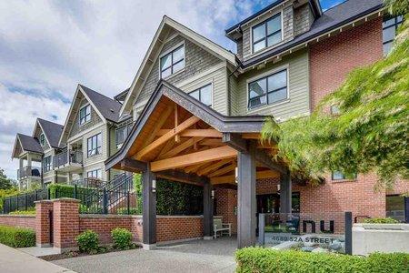 R2463388 - 309 4689 52A STREET, Delta Manor, Delta, BC - Apartment Unit